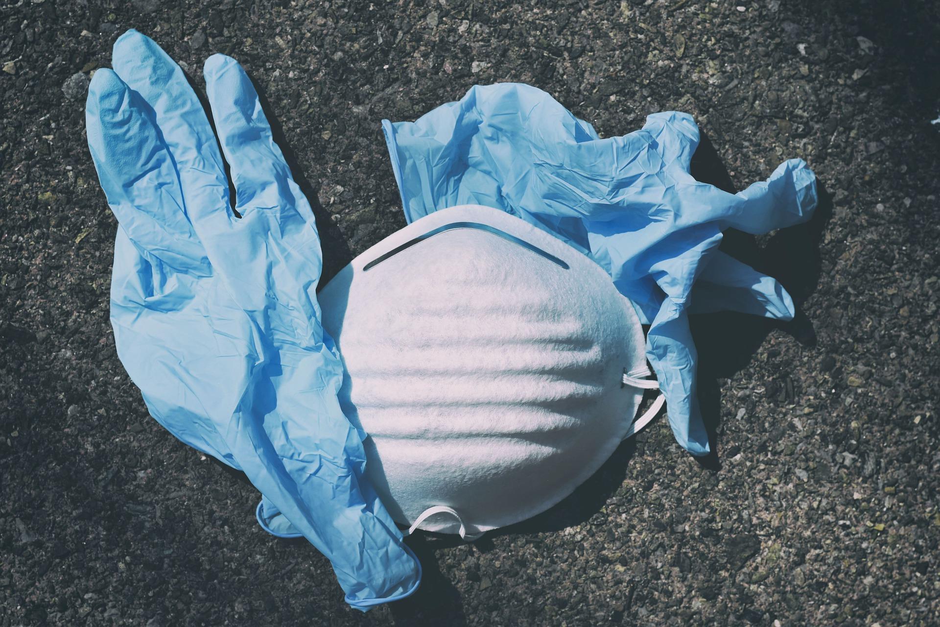 Smaltimento dei rifiuti da possibile contaminazione SARS-COV-2
